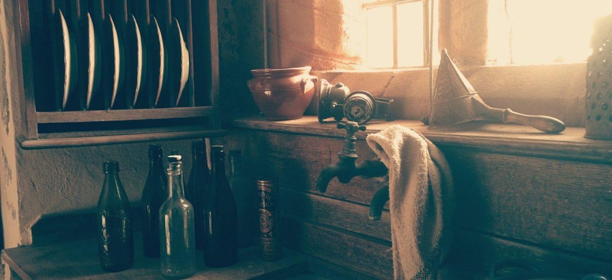 interior-of-vintage-kitchen